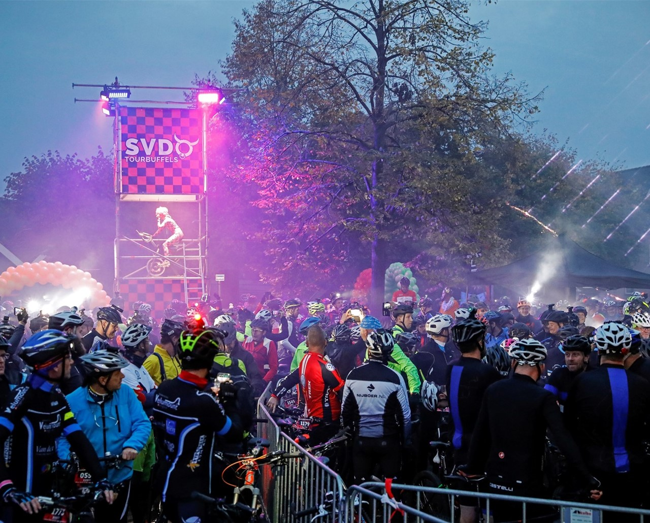 Mountainbike-Mania in Hellendorn